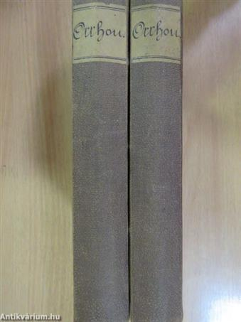Otthon 1875/1-12.-1876. (nem teljes évfolyam) I-II.