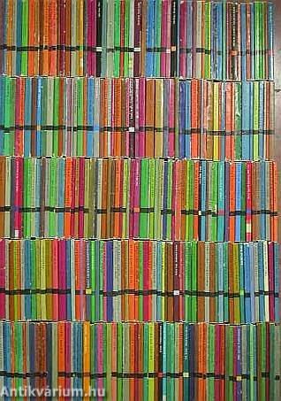 """""""300 kötet a Modern könyvtár sorozatból (nem teljes sorozat)"""""""