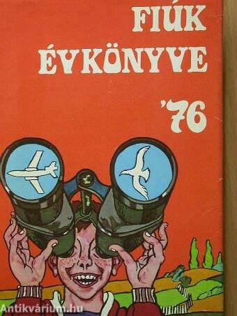 Fiúk Évkönyve 1976