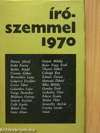 Írószemmel 1970