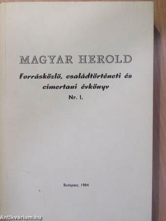 Magyar Herold I.