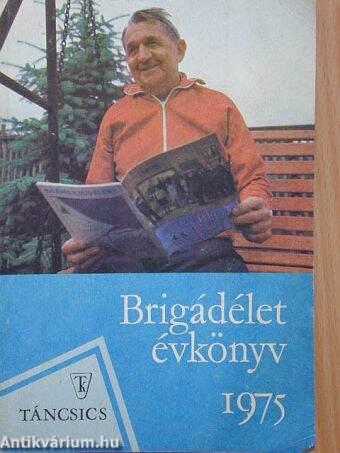 Brigádélet évkönyv 1975