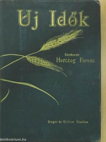 Uj Idők 1932. január-június (fél évfolyam)