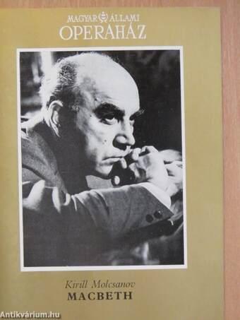 Kirill Molcsanov: Macbeth