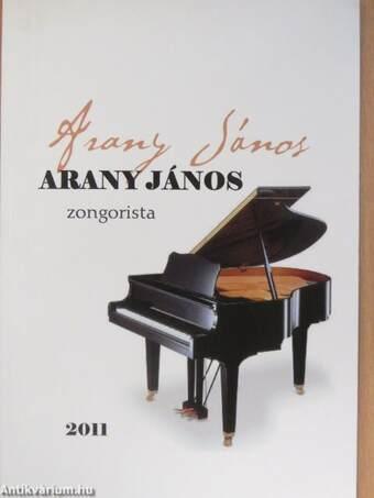 Arany János zongorista
