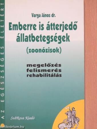 Emberre is átterjedő állatbetegségek (zoonózisok)