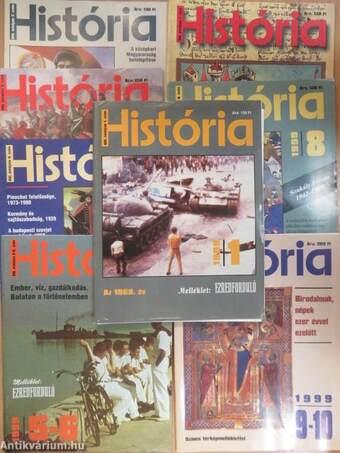 História 1999/1-10.