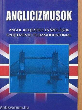 Anglicizmusok