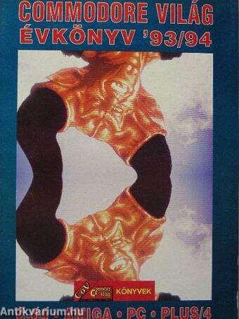 Commodore Világ Évkönyv '93/94
