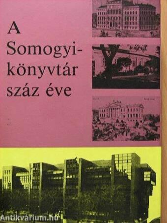 A Somogyi-könyvtár száz éve