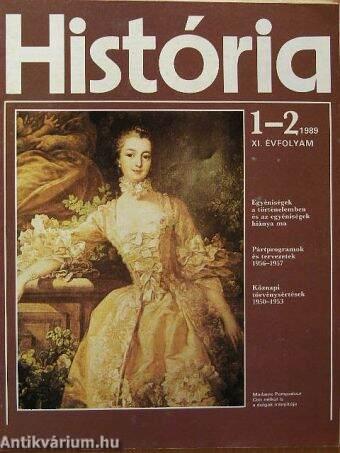 História 1989/1-2.