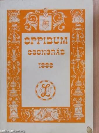 Oppidum Csongrád 1996