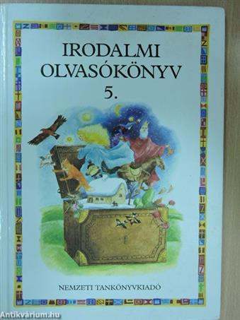 Irodalmi olvasókönyv 5.