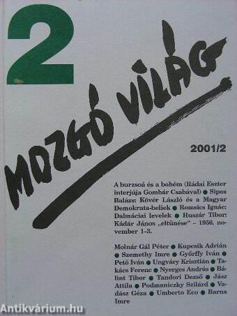 Mozgó Világ 2001. február
