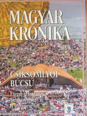 Magyar Krónika 2015. június