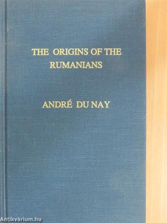 The Origins of the Rumanians