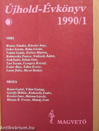 Újhold-Évkönyv 1990/1