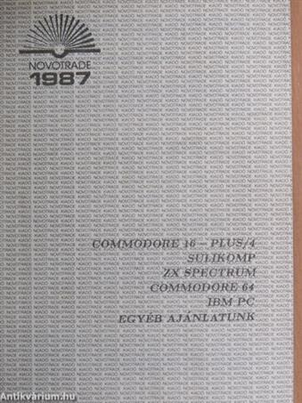 Novotrade 1987