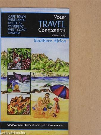 Your Travel Companion to Southern Africa 2008
