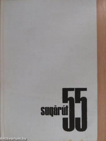 Sugárút 55 (dedikált példány)