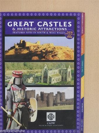 Great Castles & Historic Attractions