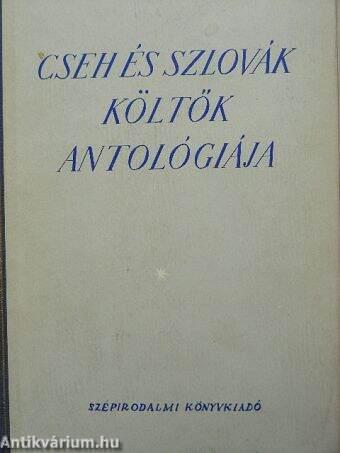 Cseh és szlovák költők antológiája