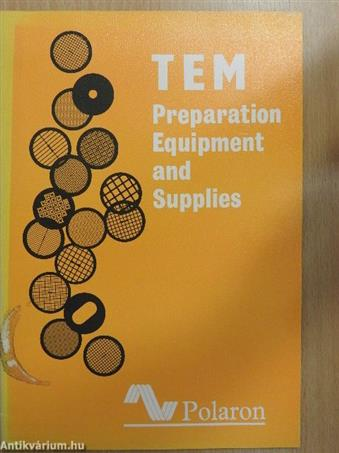 TEM Preparation Equipment and Supplies