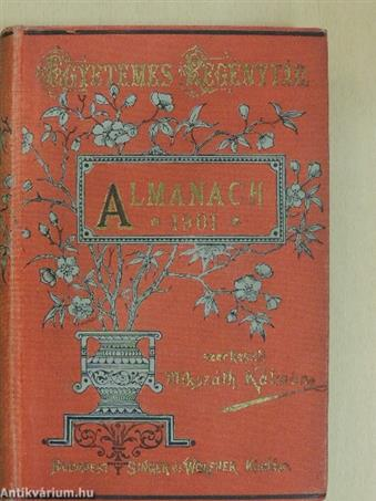 Almanach az 1901. évre