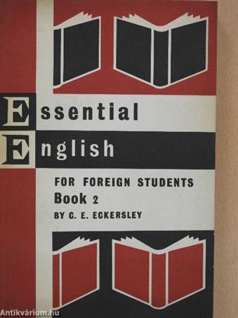 Essential English for Foreign Students Book 2.
