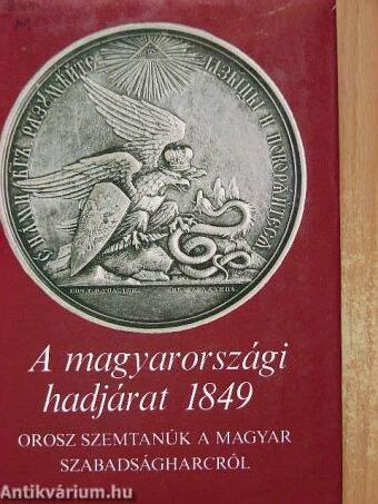 A magyarországi hadjárat 1849