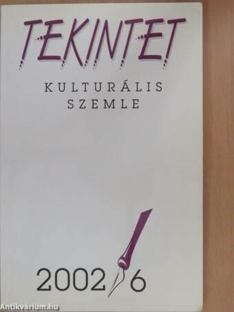 Tekintet 2002/6.