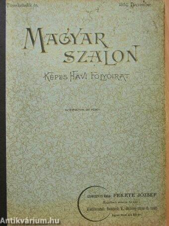Magyar Szalon 1894. deczember