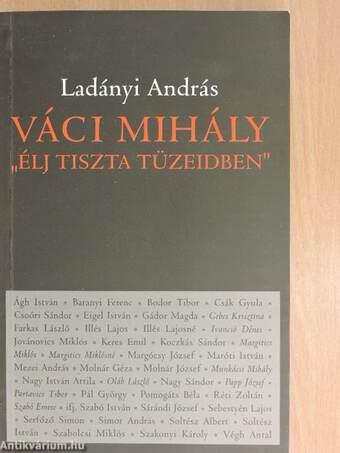Váci Mihály (dedikált példány)