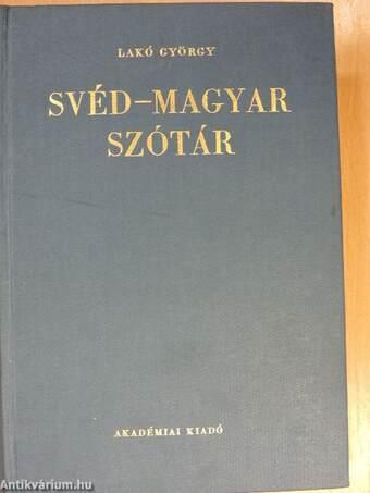 Svéd szótár