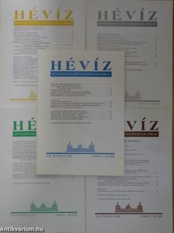 Hévíz 1999/1-5.