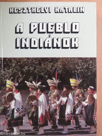 A pueblo indiánok