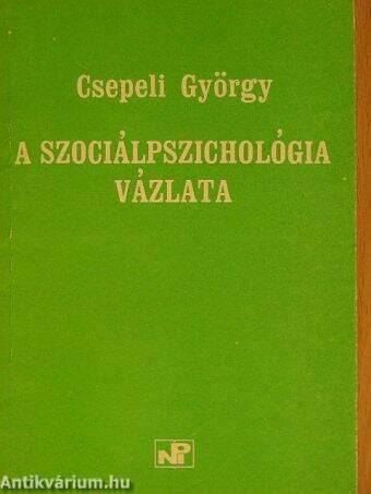 A szociálpszichológia vázlata
