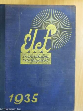 Élet 1935. január-december