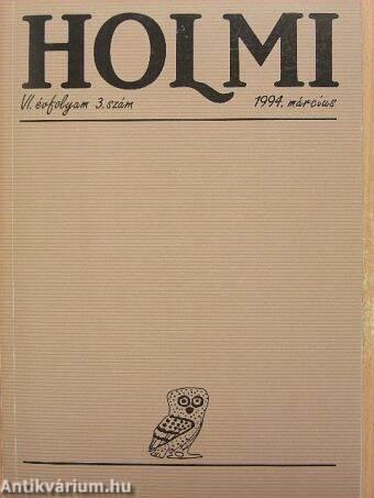 Holmi 1994. március