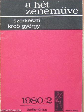 A hét zeneműve 1980/2.