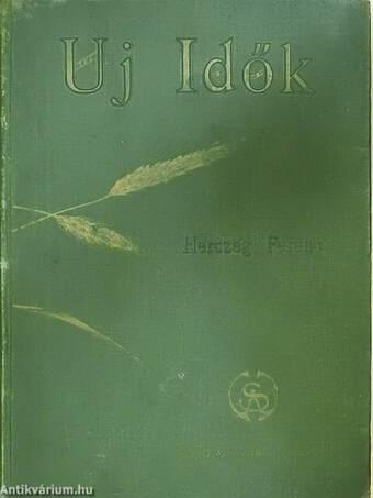 Uj Idők 1912. (nem teljes évfolyam)