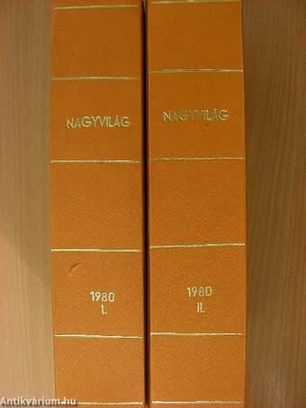 Nagyvilág 1980. január-december I-II.
