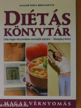 étrend magas vérnyomásban szenvedők számára