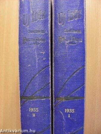 Uj Idők 1935. január-december I-II.