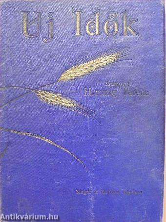 Uj Idők 1937. II.