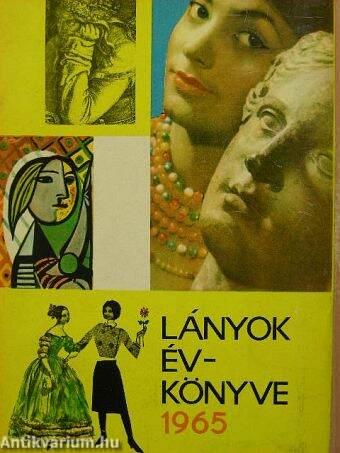 Lányok Évkönyve 1965