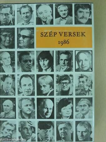 Szép versek 1986