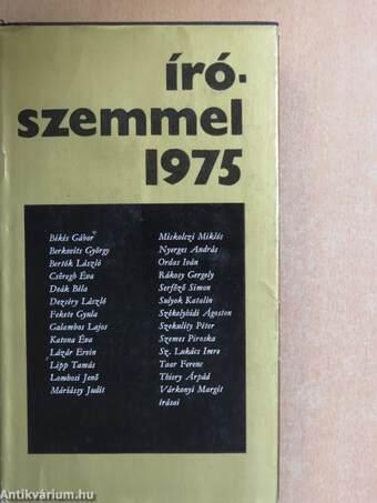 Írószemmel 1975