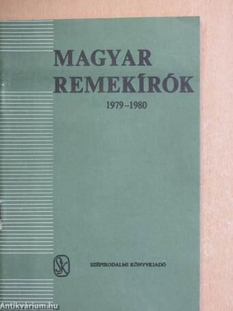 Magyar Remekírók 1979-1980