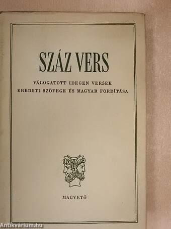 Száz vers